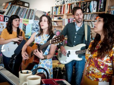 Dana Falconberry & Band Tiny Desk Concert!