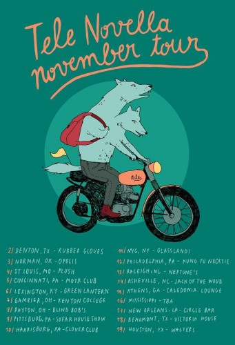 Tele Novella November Tour